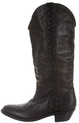 Golden Goose Mid-Calf Cowboy Boots