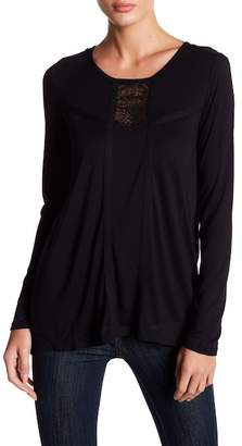 Joe Fresh Lace Detail Top