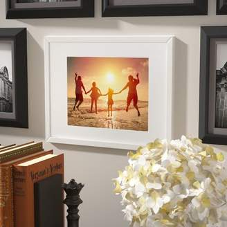 Alcott Hill Rectangle Wood Picture Frame