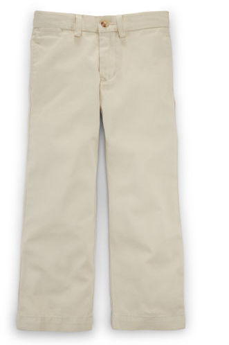 Ralph Lauren Suffield Flat-Front Chino