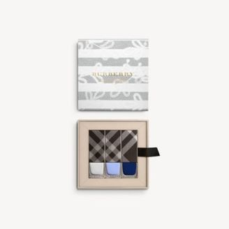 Burberry Runway Nails – Limited Edition $69 thestylecure.com