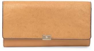 Louise et Cie Brinn Leather & Genuine Calf Hair Wallet