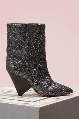 Isabel Marant Luliana ankle boots