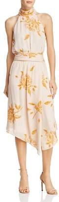 Joie Kehlani Floral Silk Dress