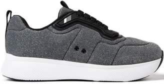 Prada Linea Rossa Lurex Tech Sneaker