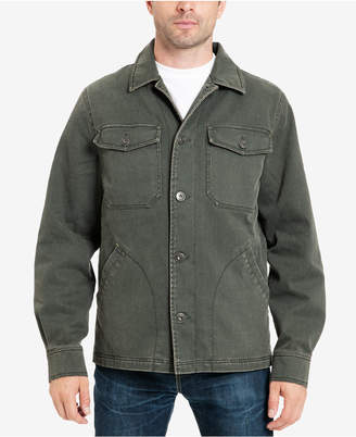 Lucky Brand Men's Fleece Lined Trucker Jacket