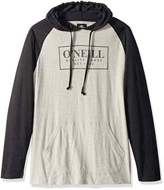 O'Neill Men's League Screen Hooded Pullover