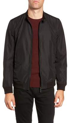 Ted Baker Salut Slim Fit Bomber Jacket