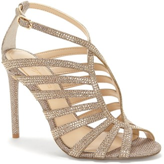 Raychel Ankle-strap Cage Sandal