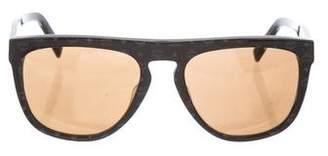 MCM Reflective Visetos Sunglasses