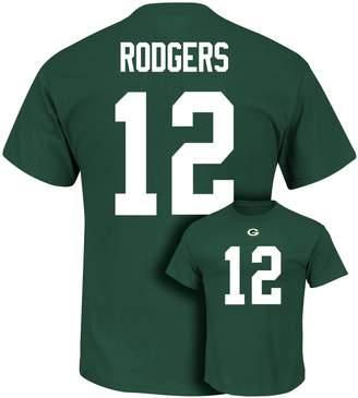 Majestic Men's Green Bay Packers Aaron Rodgers Eligible Receiver Tee