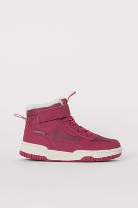 H&M Waterproof High Tops - Pink