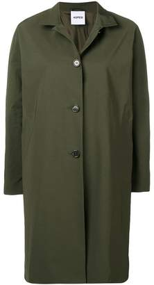 Aspesi front button coat