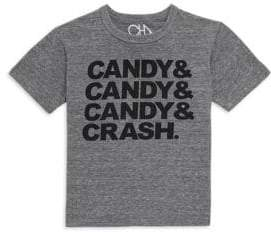 Chaser Little Boy's& Boy's Candy Crash Tee