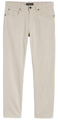 Bugatchi Five-Pocket Straight Leg Pants