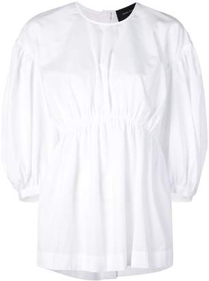 Simone Rocha puff sleeve blouse