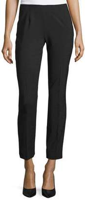 Elie Tahari Juliette Long Cigarette Pants $198 thestylecure.com