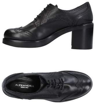 Alexandra Lace-up shoe