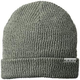 4d160307b02 Neff Heather Fold Cuffed Beanie Unisex Best Soft Winter Hat Cap