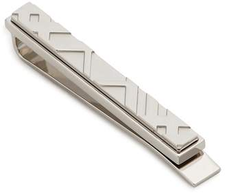 Burberry Check Tie Bar