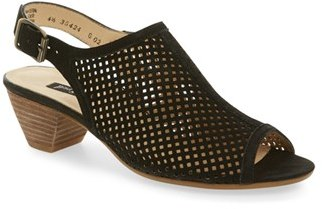 Women's Paul Green Lois Slingback Sandal $299 thestylecure.com