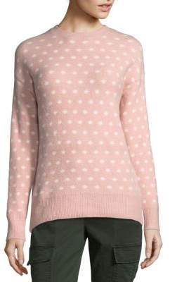 John & Jenn Dotted Sweater