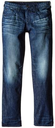 True Religion Kids Fashion Geno Single End Jeans in Dresden Blue (Big Kids) $79 thestylecure.com