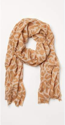 J.Mclaughlin Reed Scarf in Cobbleskin
