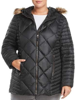 Andrew Marc Plus Performance Plus Kami Down Puffer Coat