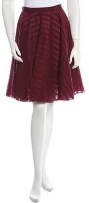 Giambattista Valli Crochet Lace Skirt w/ Tags