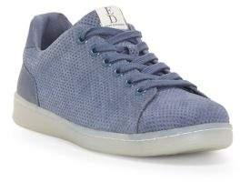 ED Ellen Degeneres Chapala Suede Platform Sneakers