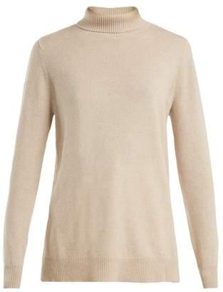 Max Mara Deborah Cashmere Sweater - Womens - Ivory