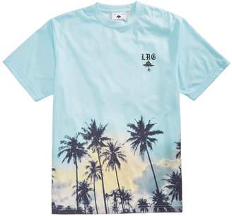 Lrg Men's Palm Tree Knit T-Shirt
