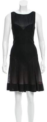 Alaia Sleeveless Knee-Length Dress