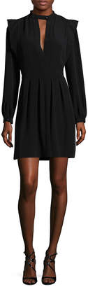Isabel Marant Ruffled Woven Dress