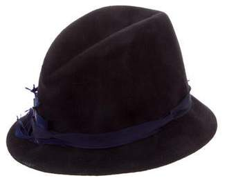 Lola Hats Embellished Fedora Hat