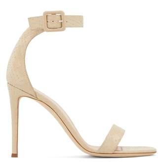 20383737d Giuseppe Zanotti Beige Women s Shoes - ShopStyle