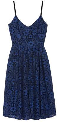 BB Dakota Dinah Lace Fit & Flare Dress