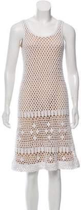 MICHAEL Michael Kors Macramé Sleeveless Dress w/ Tags