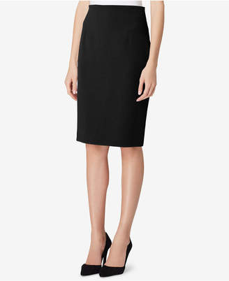 Tahari ASL High-Waist Pencil Skirt