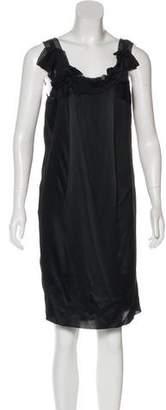 Philosophy di Alberta Ferretti Silk Mini Dress