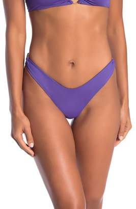 L-Space Dana Metal Ring Bikini Bottom