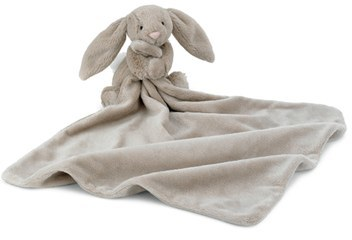 Infant Jellycat 'Bunny Soother' Blanket
