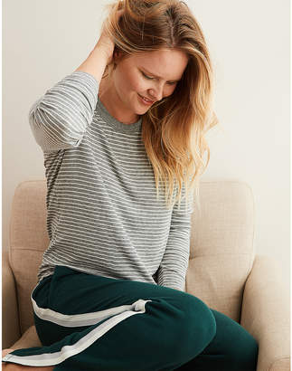 aerie Real SoftRibbed Long Sleeve Tee