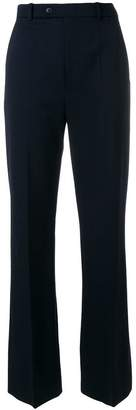 Joseph flared tailored trousers