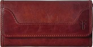 Frye Melissa Continental Snap Wallet