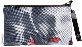 SOPHIA-ENJOY THINKING - Printed Pouch Bag Artemis Venus Triangle