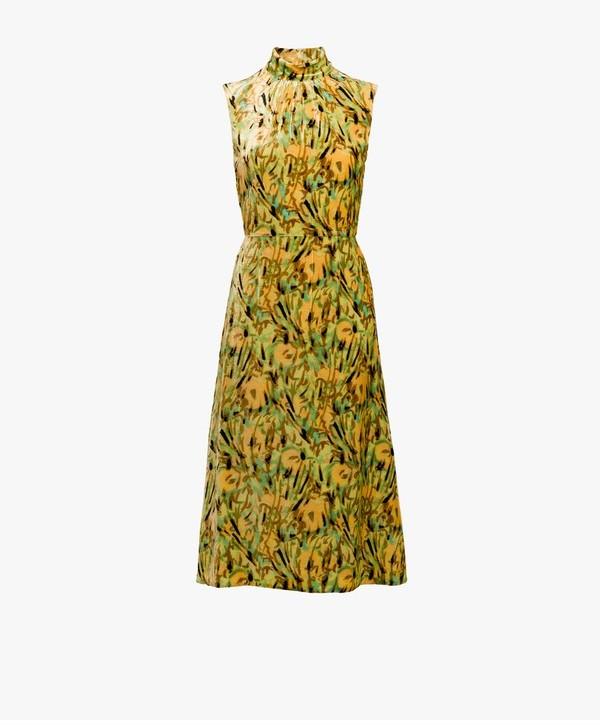 Prada Prada Velvet Dress