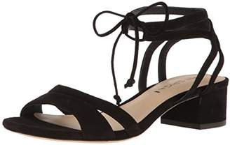 Via Spiga Women's Taryn Block Heel Sandal,6 M US