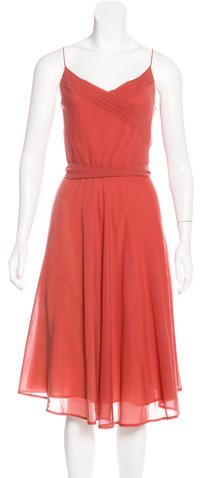 Marc by Marc Jacobs Belted Sleeveless Dress